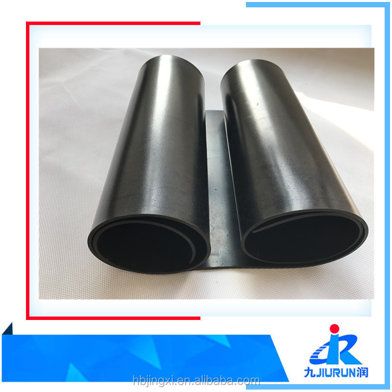 Flame Fire Proof Corrosion Resistance Oil Resistance CR Neoprene Rubber Sheet