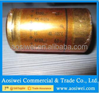 New IC Type tantalum capacitor 4700uF 63V
