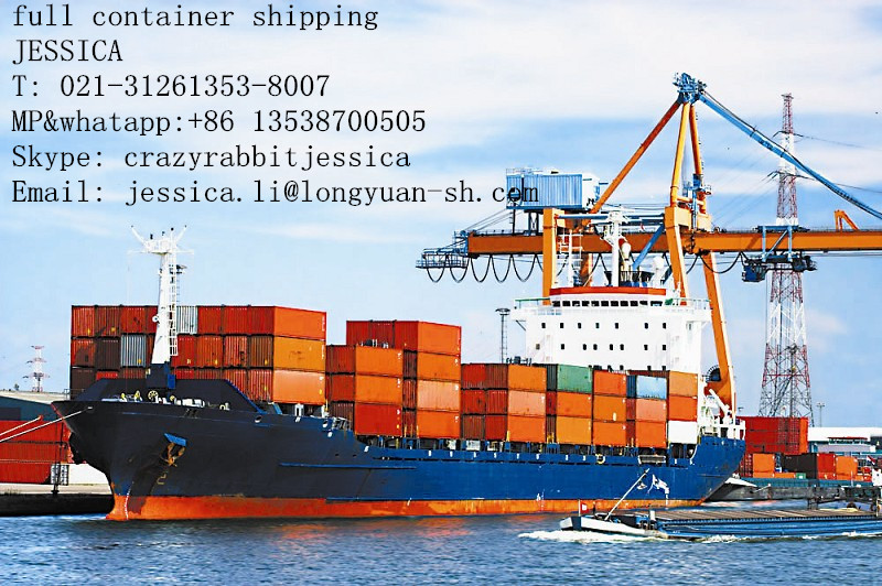 FCL and LCL shipping services from SHANGHAI to Hochiminh,VIETNAM