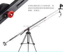 Manufacturer wholesale 3m flexible extended adjustable camera jimmy jib video camera jib crane YB-K275