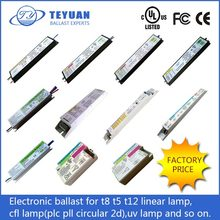 2014 high quality factory price fluorescent lamp electronic balastro