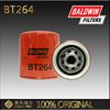 BT264 filters fits lubrication system of heavy equipment
