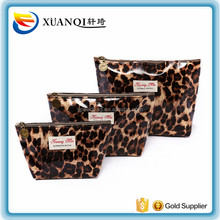 Waterproof leopard print Makeup Bag Cosmetic Bag
