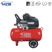 50L small size with wheel direct driven portable air compressor