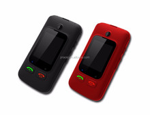 Elder Phone 2.4 inch TFT Display Screen Support Dual SIM Card/Camera Senior cell Phone Flip mobile