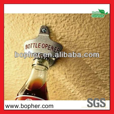 High Quality Wall Mount Bottle Opener, High Quality Wall Mount ...