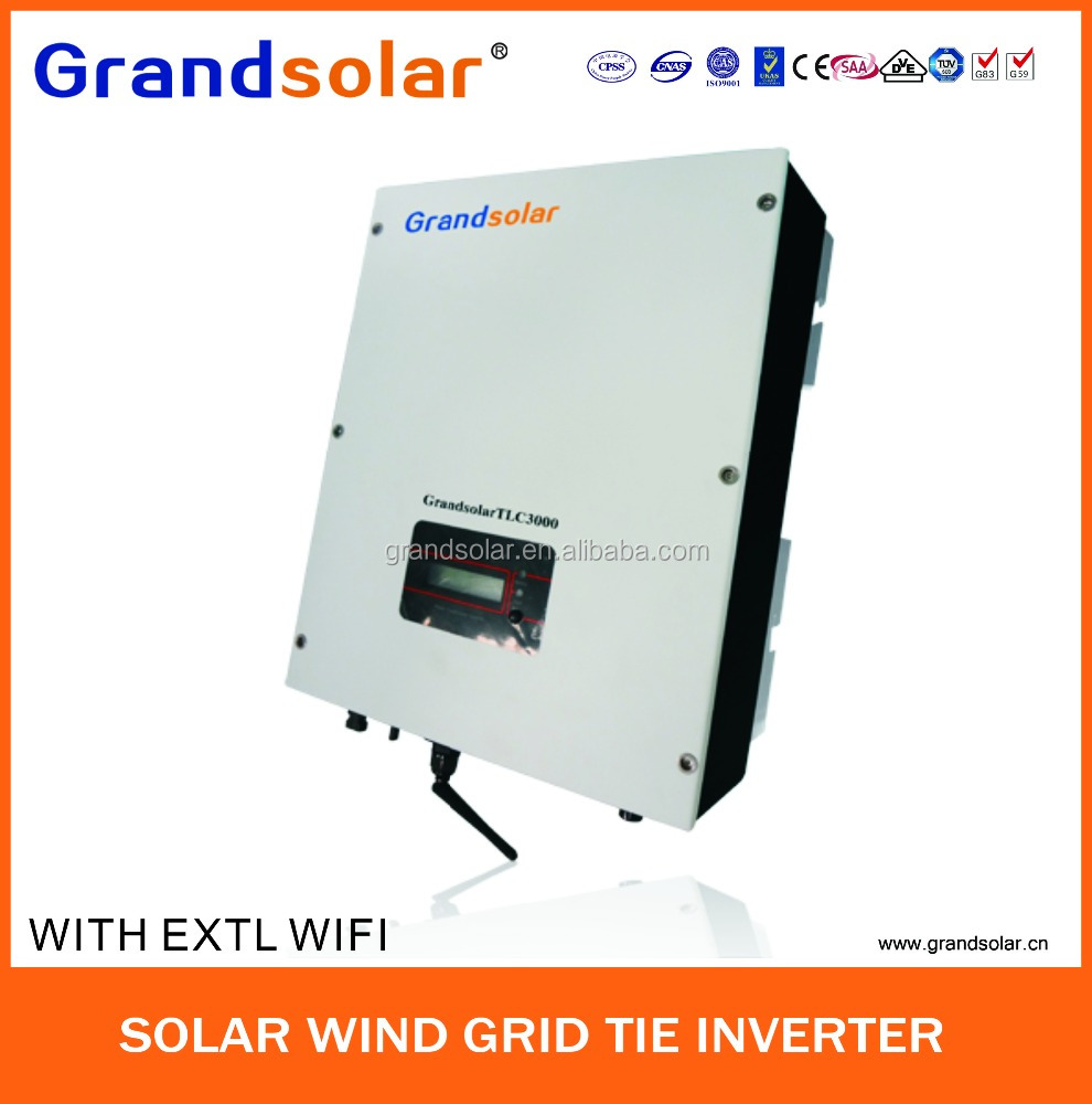 1KW 110V SOLAR GRID TIE INVERTER/1KW MPPT WIFI ON GRID INVERTER FOR SOLAR PANELS
