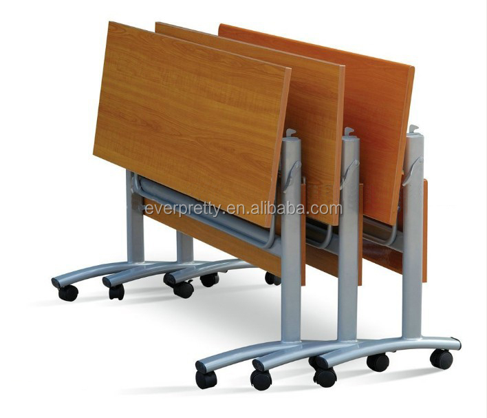 School Furniture Wooden Study Table Designs Folding Study