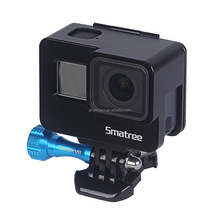 Smatree hot new products for Aluminum Alloy Go Pro Accessories Gopros Case For Camera