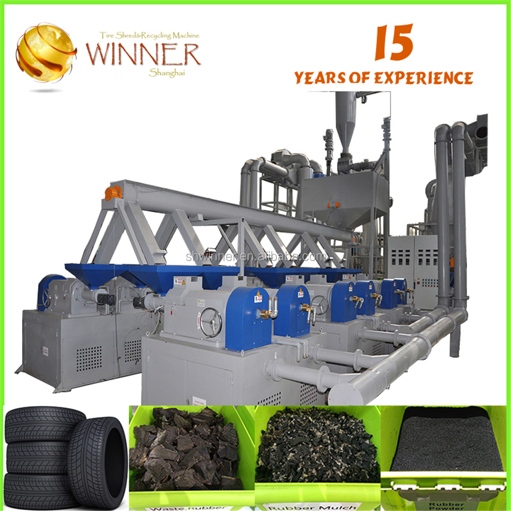 CE Paper Recycling Machine Recycling Prices Supplier