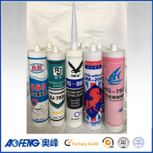 Weather Proof RTV Structural Silicone Mastic Adhesive Sealant
