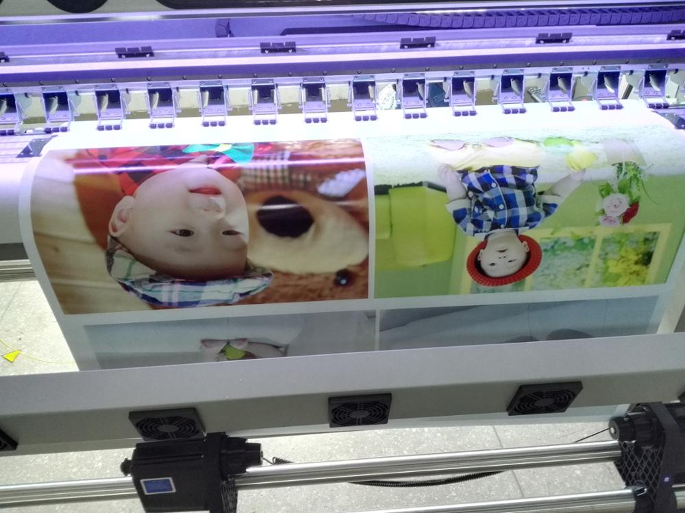 Flexible magnet roll with white lamanation,for digital printing,solvent,eco-solvent,UV ink printing media