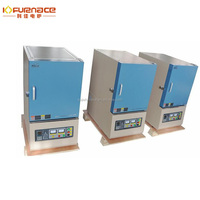 Ceramic kiln, high temperature mini laboratory muffle furnace with best price