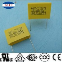 Apply for LED driver and Radio Taiwan MPX X2 capacitor for tv