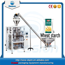 Wheat Starch Packaging Machine With Price For 100g - 1kg Nut Bolt Counting Machine