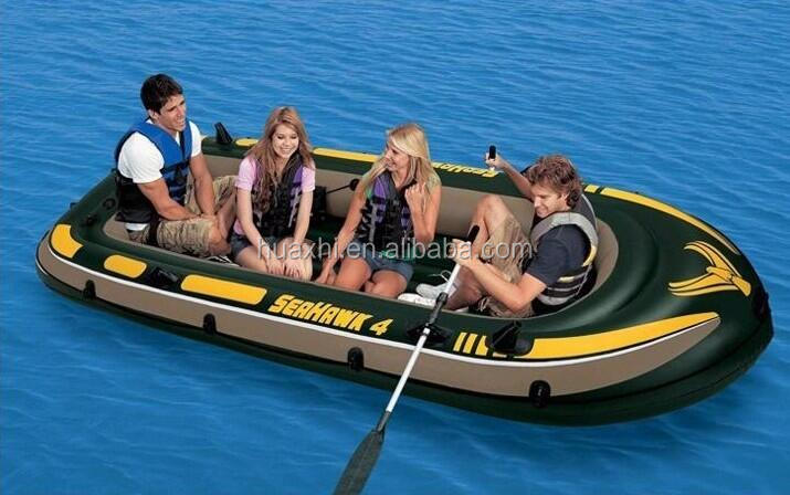 Super quality durable small fishing inflatable boat