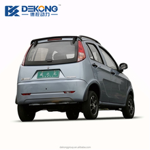 New energy battery powered suv type china smart 4kw electric city car