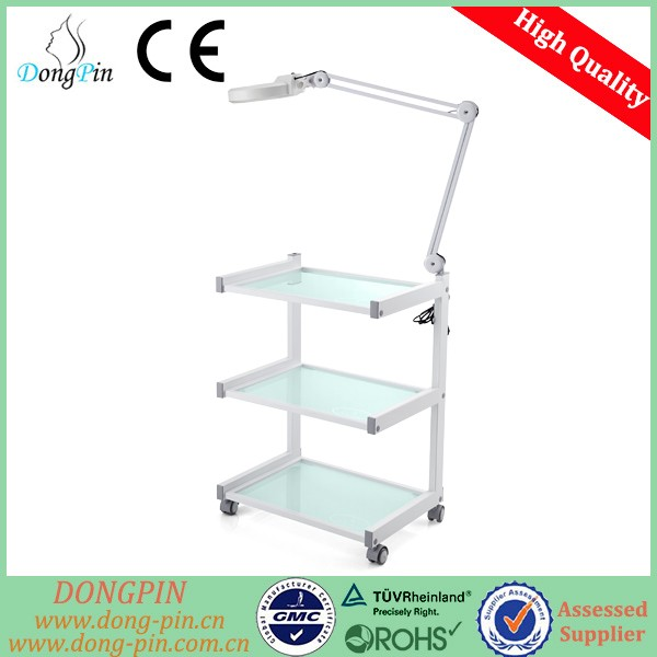 portable manicure trolley beauty salon rolling cart