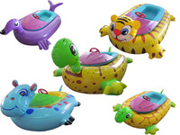 Battery Operated Kids Dodgem Bumper Boat for Water Sports
