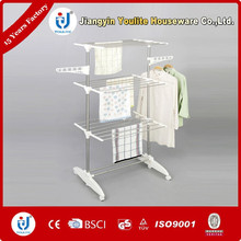 multilayer laundry and towel rack