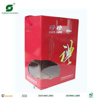 PAPER FAST FOOD PACKAGING BOES AND BAGS