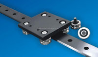 OEM factory cnc machining linear guide rail roller bearing linear rails from china factory