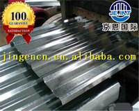 black corrugated metal roofing sheet in competitive price