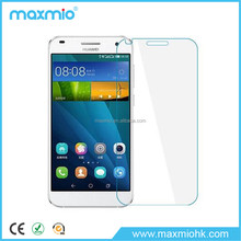 mobile accessories, high transparent clear screen protector for huawei g7
