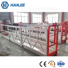 High rise suspended electric scaffolding/ construction gondola/ skylift