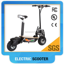 2015 New Popular 1500W Electric Scooter Foldable 1500W Brushless e-scooter 48V