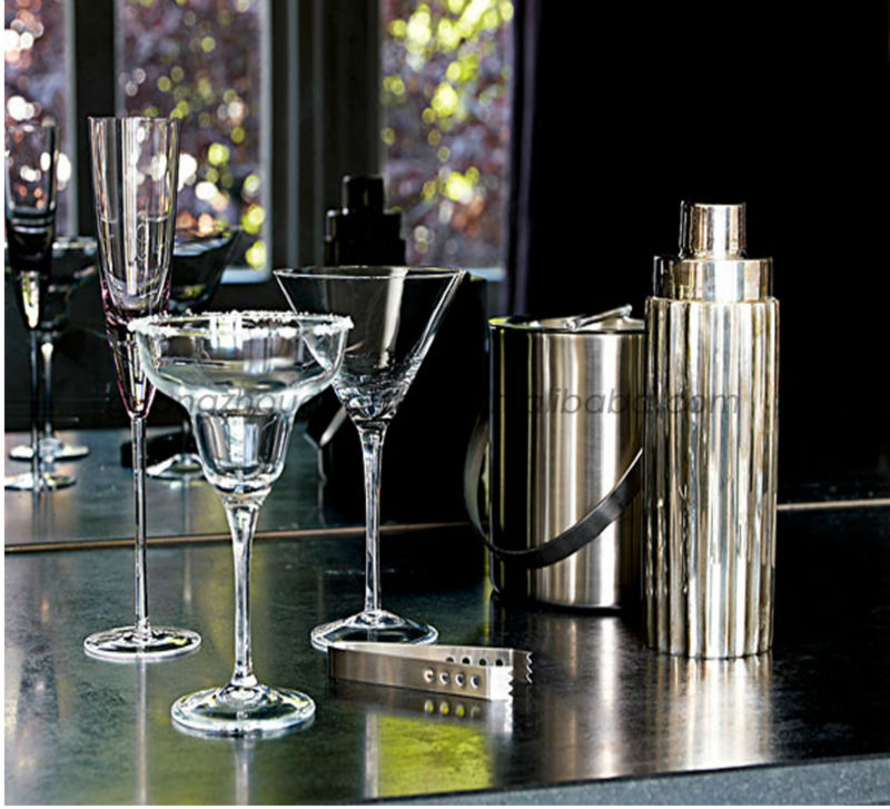 Barware Stainless Steel Cocktail Shakers Wholesale