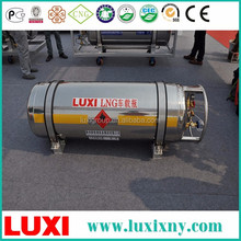 CDPW500-150-1.59 150L gas cylinder LNG cryogenic cylinder for vehicle