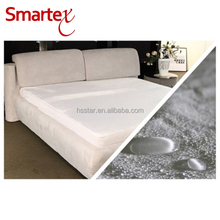 80% Cotton 20% Polyester Waterproof Terry Mattress Cover Mattress Protector Laminated Breathable PU