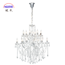 High Quality NS-120179 European Led Crystal Murano Chandelier
