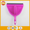 MINI plastic dustpan with brush set
