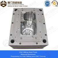 Xiamen A.S.E OEM Manufacturing Mold Parts for largest plastic manufacturer