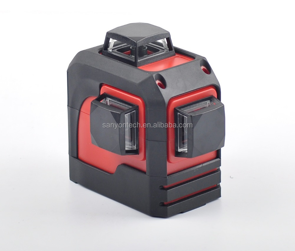 3 Plane 3D Laser Level Pro Cone Laser CD50