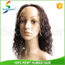 Deep Wave full hair wigs for men for sale