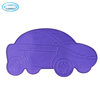 Custom PU Gel Antislip Car Shape Mobile Phone Holder Used In Car