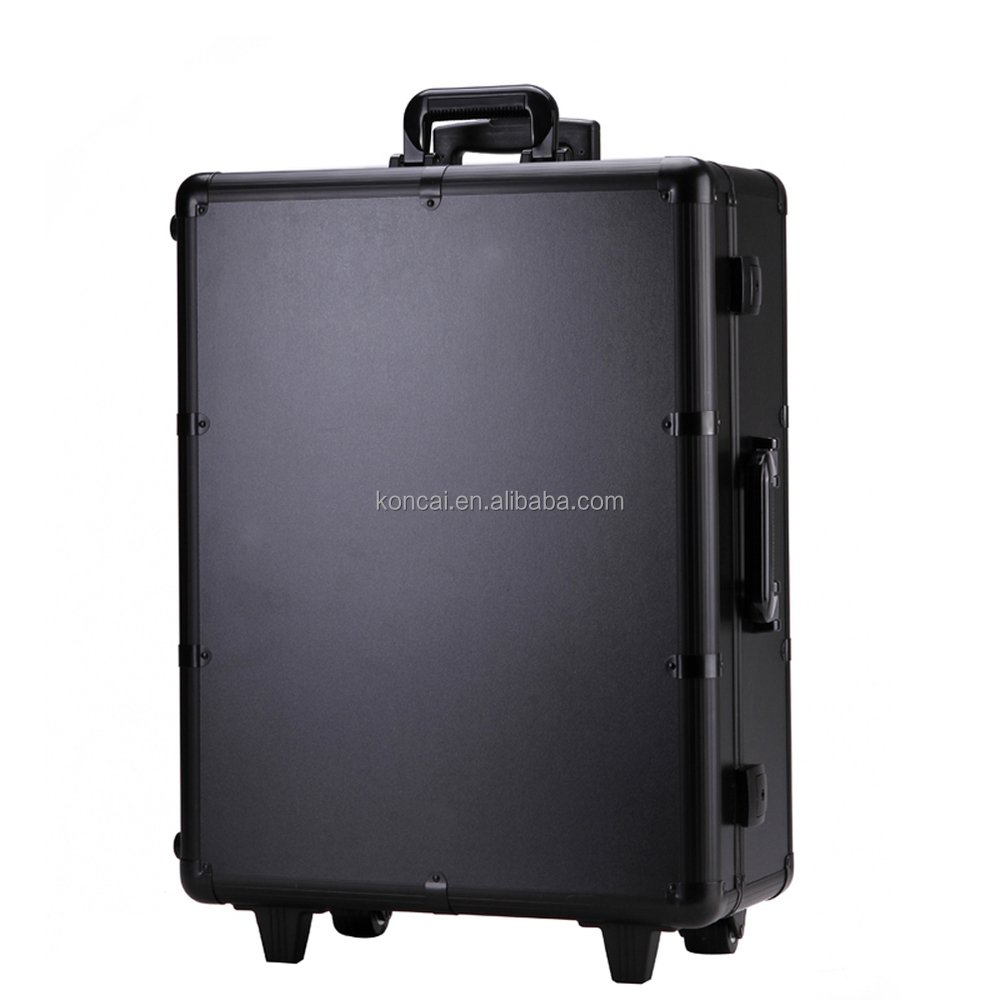KONCAI Custom Bluetooth Speaker Aluminium Makeup Artist Case