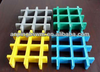 Plastic Molded Fiberglass Trench Grating Factory Price
