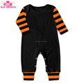 Halloween Infant Girl Clothes Baby Bodysuit Long Sleeve Cotton Plain Baby Bodysuit