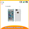 the newest PC+TPE custom unbreakable waterproof cell phone case for iphone 6 6s