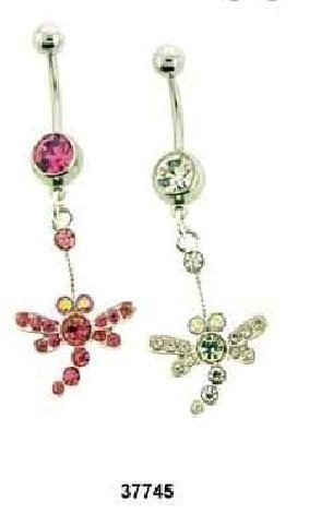 belly ring body jewelry navel ring -004