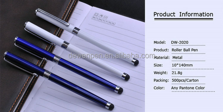 Rubber tip stylus pen/smartphone touch pen stylus from alibaba china supplier