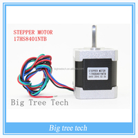 4-lead Nema17 Stepper Motor 42 motor NEMA 17 motor 42BYGH 1.7A (17HS8401) use for 3D printer and CNC