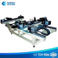 Keyland Pv module manufacturing equipment automatic solar panel framing machine