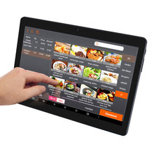 New ZK-S6 touch screen restaurant menu order pos tablet with menu order software