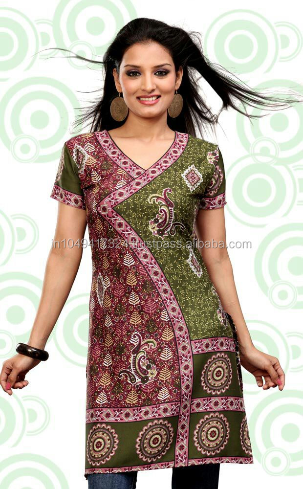 Stylish fitted Kurti for women