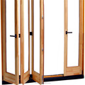 Best sale aluminum indoor folding door with outstanding performances